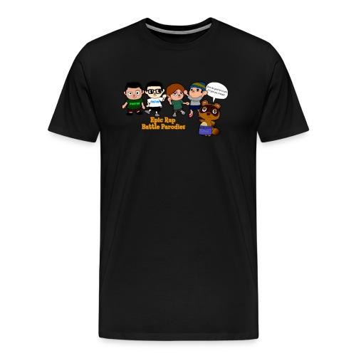 Animal Crossing - ERBP T-Shirt - Men's Premium T-Shirt