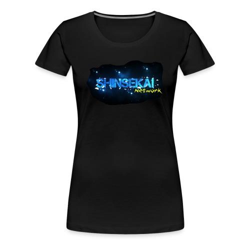 ShinSekai Network Official T-Shirt (Women) - Women's Premium T-Shirt