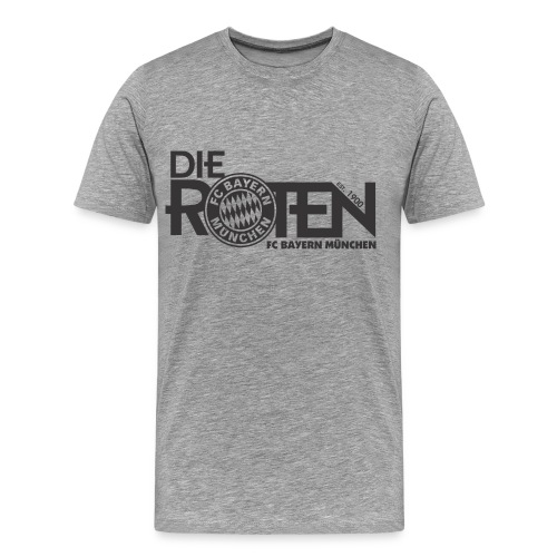 Die Roten Tshirt - Men's Premium T-Shirt