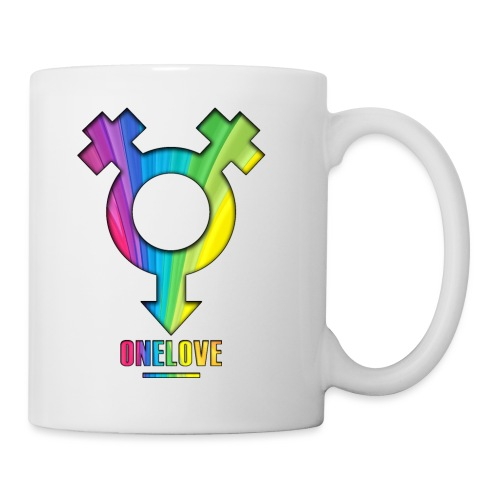 ONELOVE RAINBOW FEMALE - single sided print - Coffee/Tea Mug
