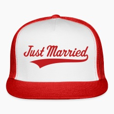 Just Married (Marriage / Wedding) Caps
