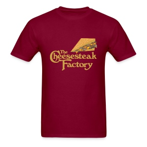 The Cheesesteak Factory - Men's T-Shirt