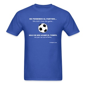 NO PERDIMOS EL PARTIDO - Men's T-Shirt