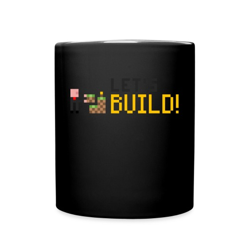 BUILD! Mug - Full Color Mug