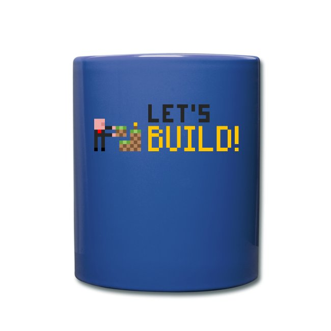 BUILD! Mug