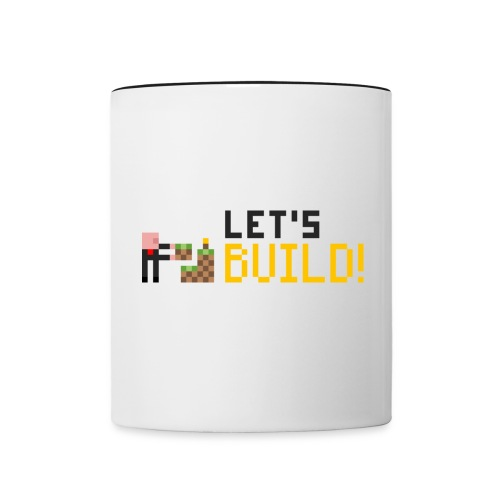 BUILD! Mug - Contrast Coffee Mug