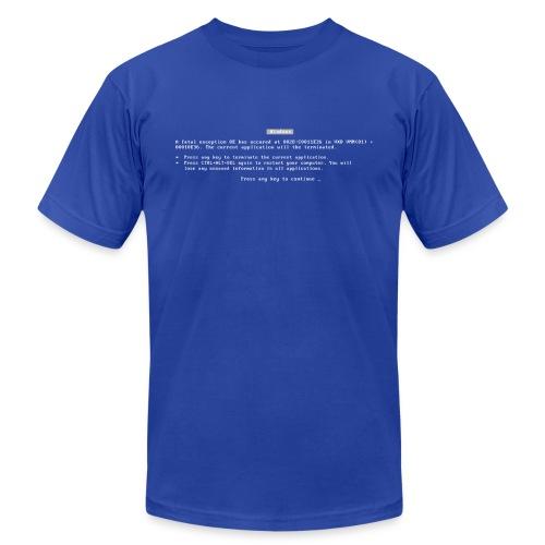 BSOD [m] - Men's Fine Jersey T-Shirt