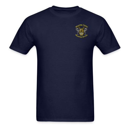 Master Chief Master Diver - Men's T-Shirt