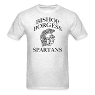 T-Shirts ~ Men's T-Shirt ~ Bishop Borgess