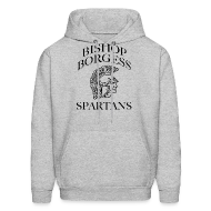Hoodies ~ Men's Hoodie ~ Bishop Borgess