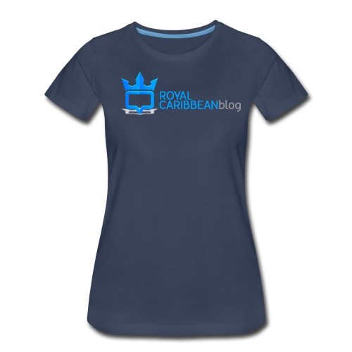 Women's Royal Caribbean Blog Shirt - Women's Premium T-Shirt
