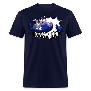 Expendables 7 - SUNAVABITCH - Men's T-Shirt