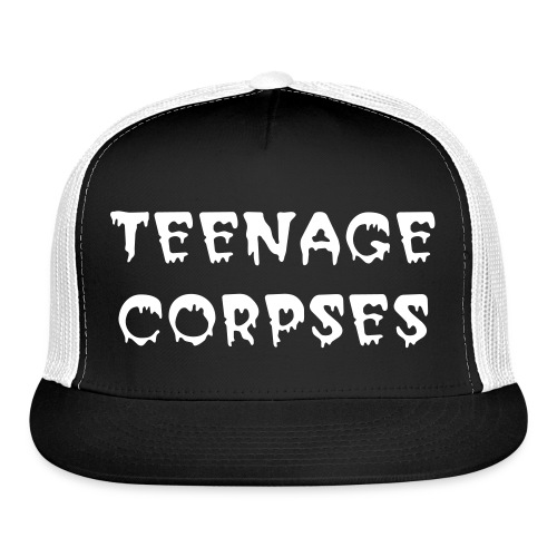 Teenage Corpses Trucker Hat - Trucker Cap