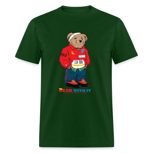 BEAR WITH IT - Men's T-Shirt