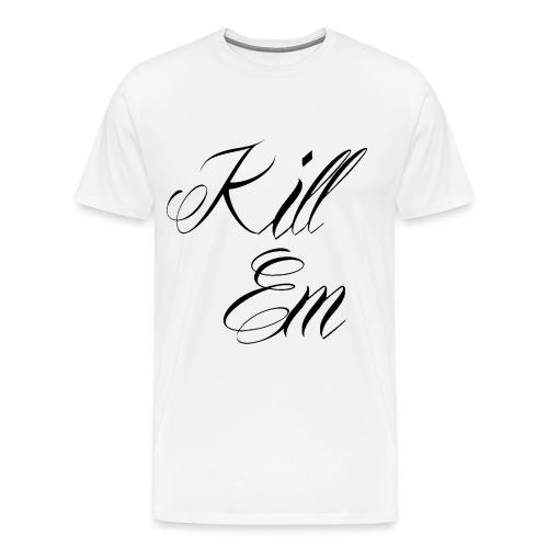Kill Em With LCKM Pride - Men's Premium T-Shirt