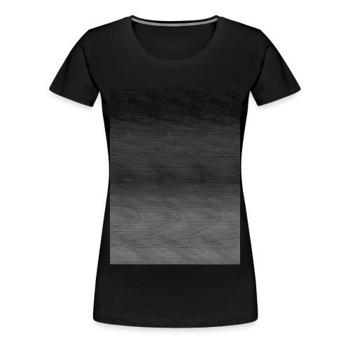 Glitch (Women's) - Women's Premium T-Shirt