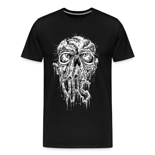 VHS logo t-shirt - Men's Premium T-Shirt