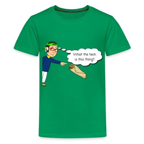 Burrito What is this - Kids' Premium T-Shirt