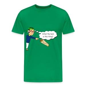 Burrito What is this - Men's Premium T-Shirt