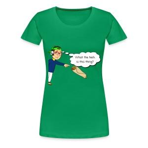 Burrito What is this - Women's Premium T-Shirt