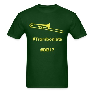 Trombonists - Men's T-Shirt