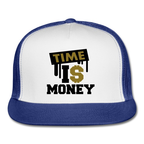 Trucker Cap - rich,money,men
