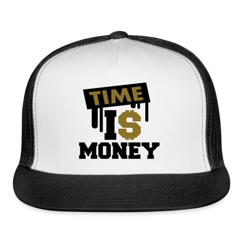 Trucker Cap - rich,money,men,man,hats,caps