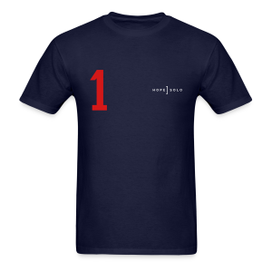 Hope #1 Red White Blue Jersey Tee - Men's T-Shirt