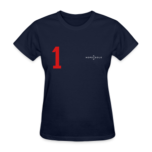 Hope #1 Red White Blue Jersey Tee - Women's T-Shirt