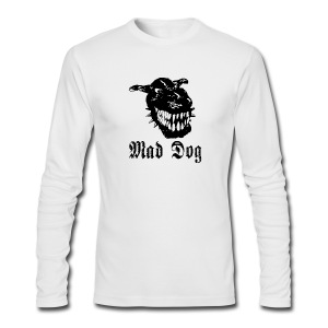 Mad Dog - Men's Long Sleeve T-Shirt by Next Level