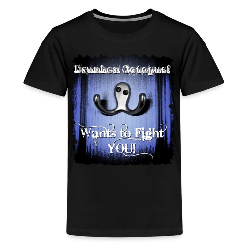 Drunken Octopus - Kids' Premium T-Shirt