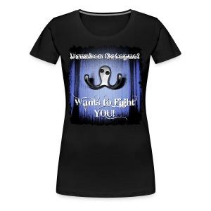 Drunken Octopus - Women's Premium T-Shirt