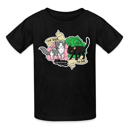 Tali & Misha Kid's Shirt  - Kids' T-Shirt