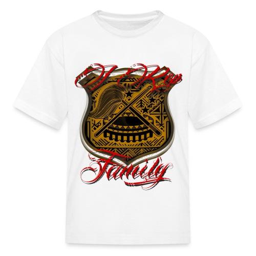Kids Rep Family - Kids' T-Shirt