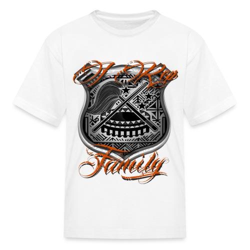 Kid's Rep Family - Kids' T-Shirt