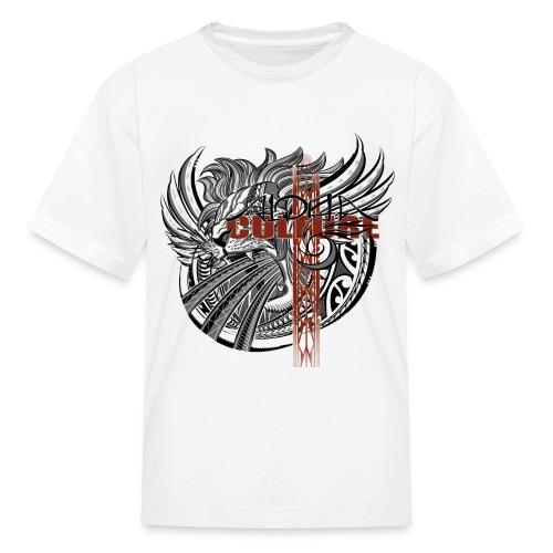 Kid's Alpha Lion - Kids' T-Shirt