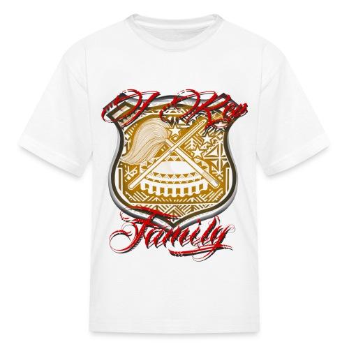 Kids MT Rep Family - Kids' T-Shirt