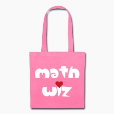 Math Wiz Bags & backpacks