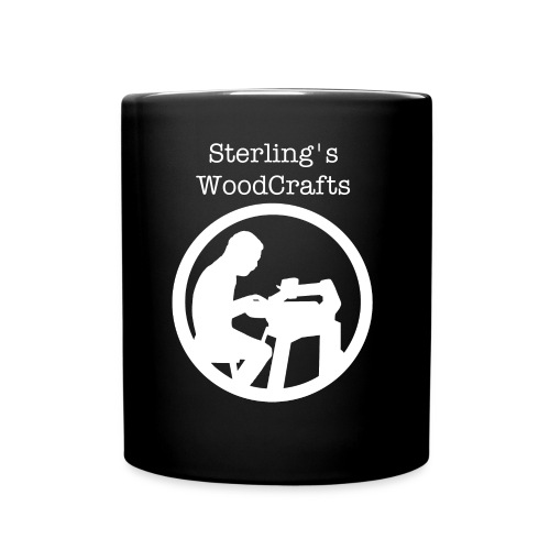 Sterling's WoodCrafts Coffee Mug - Full Color Mug