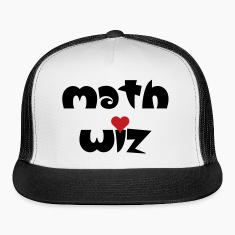 Math Wiz Caps