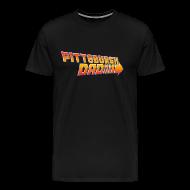 T-Shirts ~ Men's Premium T-Shirt ~ Back to the Future Premium Shirt