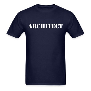ARCHITECT T-SHIRT - Men's T-Shirt