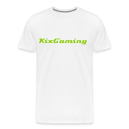 KixGaming Shirt - Men's Premium T-Shirt