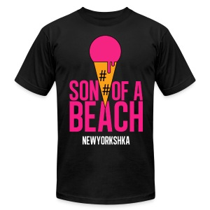 Son of a Beach - Men's Fine Jersey T-Shirt