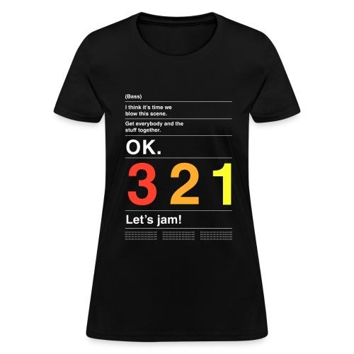 Tank! Tee - Women's T-Shirt