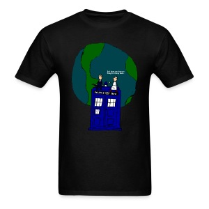All of Eternity and Space - Men's T-Shirt