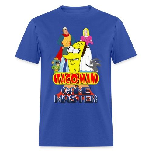 The Game Master - Men's T-Shirt