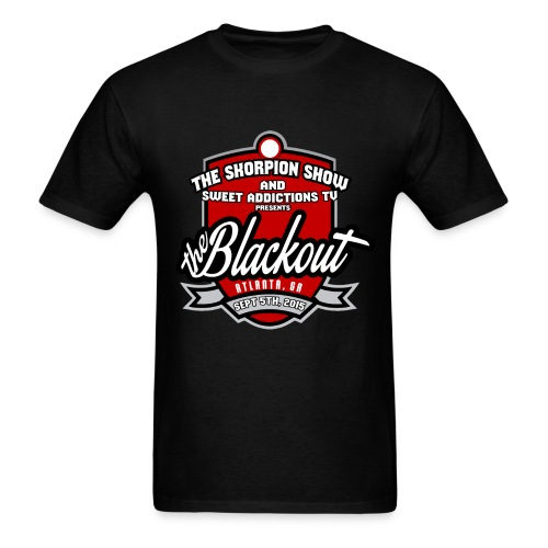 Blackout - Men's T-Shirt