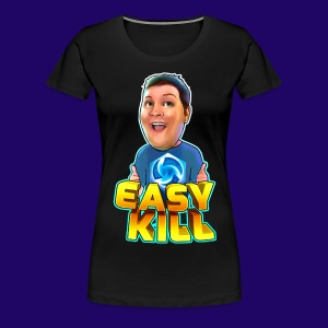 AverageAdam, Easy Kill - Women's Premium T-Shirt