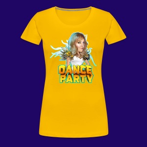 Gillyweed's Dance Party - Women's Premium T-Shirt